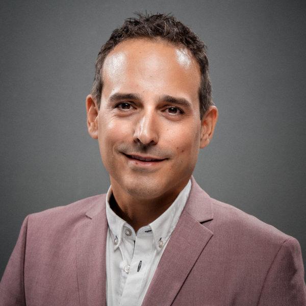 Portrait Daniel Pires - Smart Servicios
