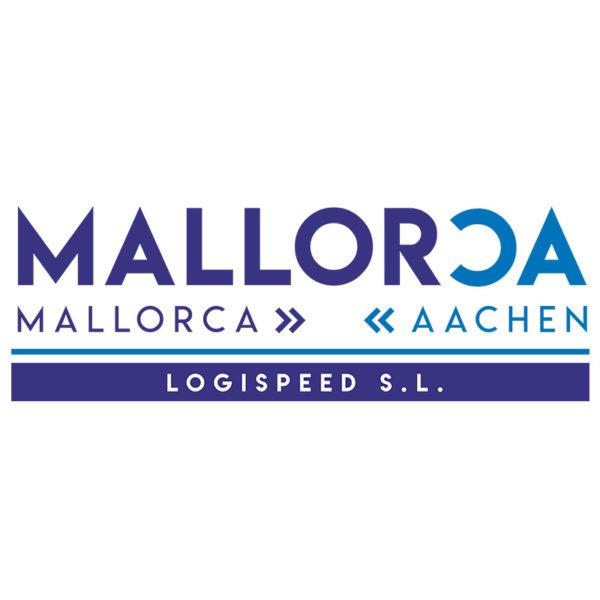 Logo Yasmin Wagner Mallorca Logispeed SL